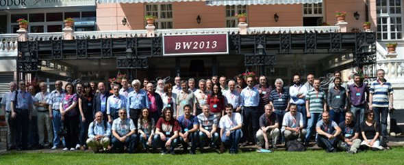 BW2013 attendees