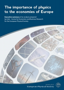 Executive Summary of the report on the importance of physics to the economies of Europe