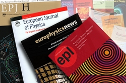 European publications related to the EPS