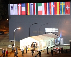 European XFEL participation on the Night of Science in 2013