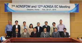 Figure 2: AONSA Executive Committee Meeting Held at Daejeon, Korea (21 February 2014) under the New Presidency (Prof. Wen-Hsien Li).