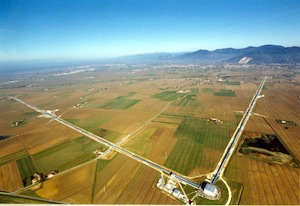 Aerial view of Virgo