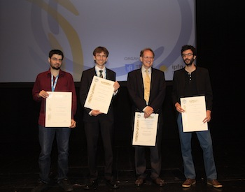 Winners of EPS PPD prizes 2015